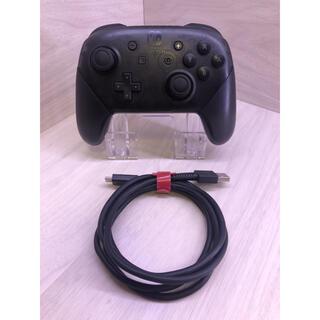 Nintendo Switch - Nintendo Switch 純正プロコントローラー