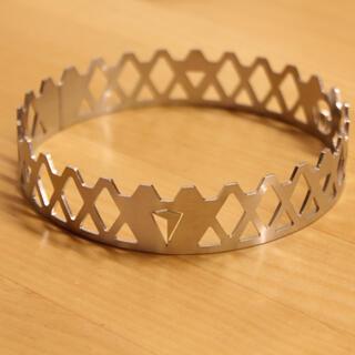 【新品】 メタルデザインワークス Xross Ring アルパインマスター用五徳