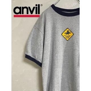 アンビル(Anvil)のanvil 半袖  プリント Tシャツ M(Tシャツ/カットソー(半袖/袖なし))