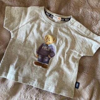 シマムラ(しまむら)のポロベビー poloべあ Tシャツ(Tシャツ/カットソー)