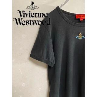 Vivienne Westwood - vivienne westwood オーブ刺繍 半袖シャツ XS