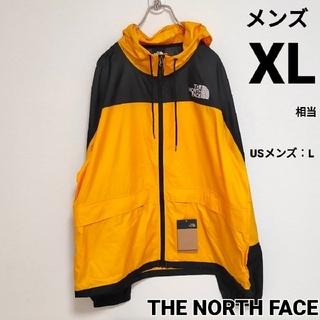 THE NORTH FACE - 【セール】ノースフェイスジャケットXLヒマラヤンイエローウインドブレーカー