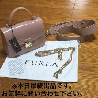 Furla - FURLA CANDY ミニショルダー ポシェット 単品ショルダーストラップ付き