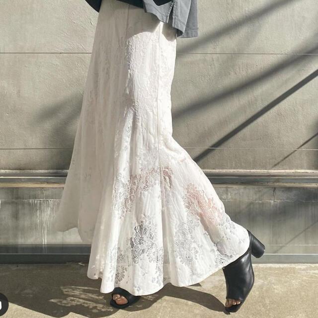 who's who Chico(フーズフーチコ)のフーズフーチコ スカート レディースのスカート(ロングスカート)の商品写真