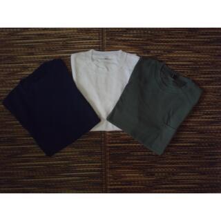 ユニクロ(UNIQLO)のUNIQLO ユニクロ ポケット Tシャツ M size 3枚セット 未使用品(Tシャツ/カットソー(半袖/袖なし))