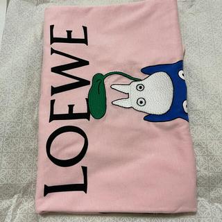 LOEWE - 新品未使用⭐︎ LOEWE トトロコラボ Tシャツ ピンク Sサイズ