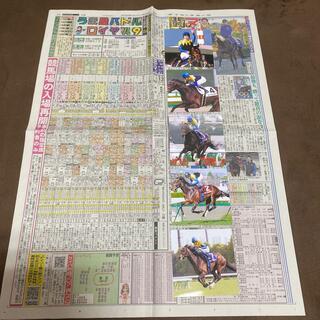 新聞1枚 ディープインパクト武豊 フォト写真5枚まとめ売り(印刷物)
