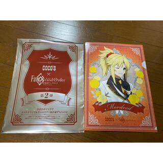 ココス 劇場版 Fate Grand Order クリアファイル モードレッド(クリアファイル)