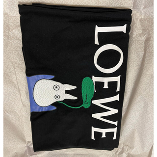 LOEWE - 新品未使用⭐︎ LOEWE トトロコラボ Tシャツ ピンク Mサイズ