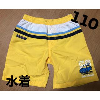 ニシマツヤ(西松屋)の男の子 110 水着 プール 夏(水着)
