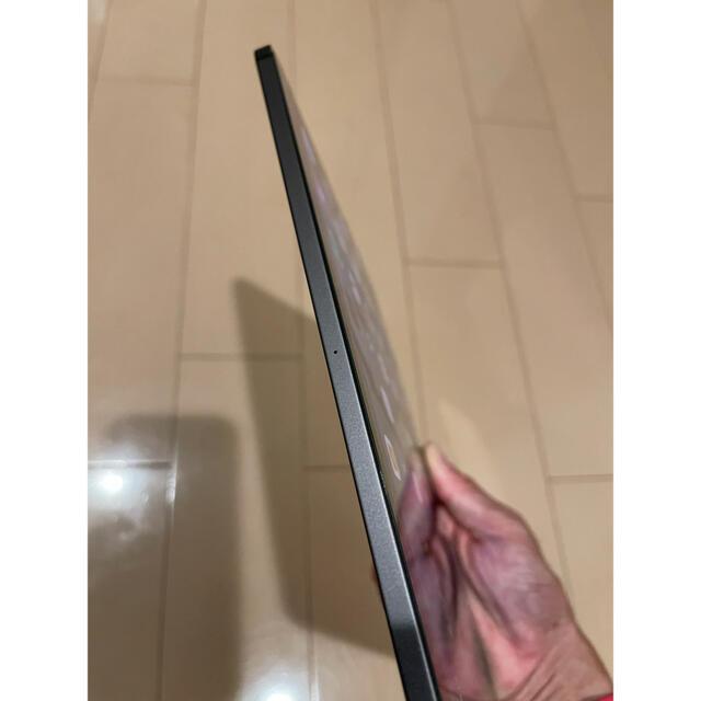 Apple(アップル)のiPad Pro 11 第2世代 グレイ 256G SIMフリーcellular スマホ/家電/カメラのPC/タブレット(タブレット)の商品写真