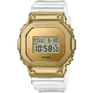 CASIO - カシオ G-SHOCK スケルトン 腕時計 クリア