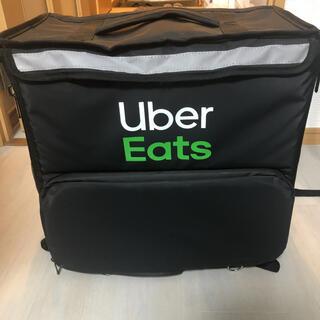 Uber eatsバッグ