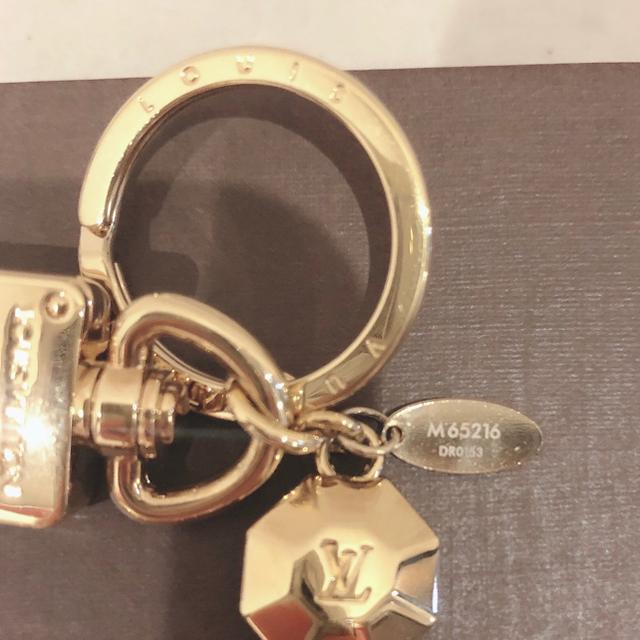 LOUIS VUITTON(ルイヴィトン)のキーホルダー レディースのファッション小物(キーホルダー)の商品写真