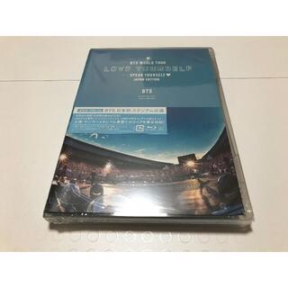 BTS SPEAK YOURSELF JAPAN EDITION Blu-ray