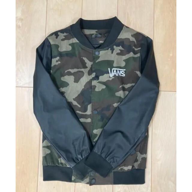 VANS(ヴァンズ)のVANS バンズ 迷彩ジャケット  レディースのジャケット/アウター(ミリタリージャケット)の商品写真