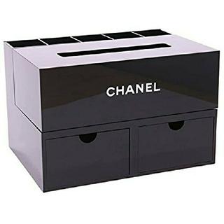 CHANEL - シャネル コスメボックス 引き出し付き ティッシュケース付き ノベルティ