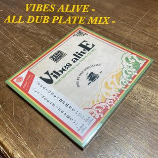 レゲエCD VIBES ALIVE - ALL DUB PLATE MIX -(ワールドミュージック)