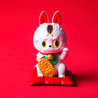 LABUBU 招き猫(キャラクターグッズ)
