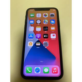 iPhone - 極美品 SIMフリー iPhone11 64GB ブラック Black