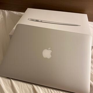 マック(Mac (Apple))のMacbook Air 2017年モデル 13インチ(ノートPC)
