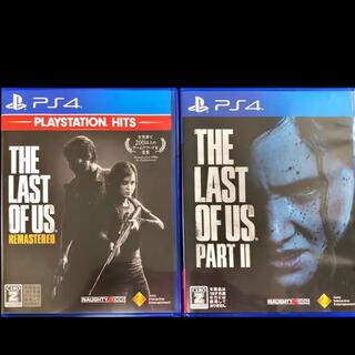 PlayStation4 - ラストオブアス 1.2