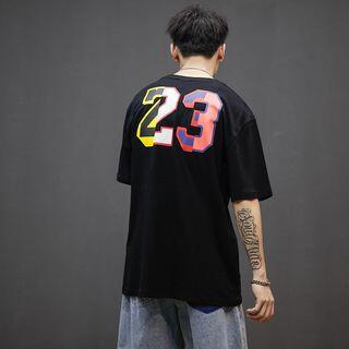 2枚千円引き jordanのカラフルな個性 tシャツ #11(Tシャツ/カットソー(半袖/袖なし))