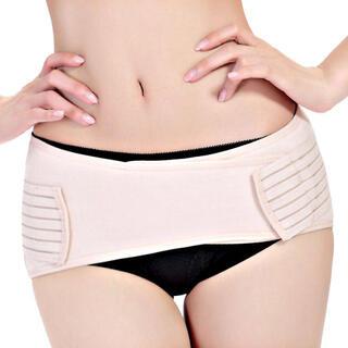 11 骨盤ベルト 産後 コルセットベルト 腰痛 ダイエット 骨盤矯正ガードル(エクササイズ用品)