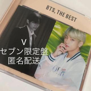 防弾少年団(BTS) - BTS,THE BEST セブンネット限定盤【テテ V トレカ】