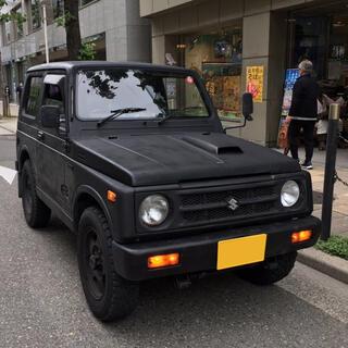 スズキ - JA11 ジムニー 5MT 車検R3/12/24
