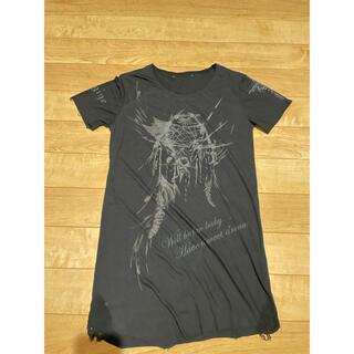 ルグランブルー(LGB)の14th addiction アシメダメージカットソー(Tシャツ/カットソー(半袖/袖なし))