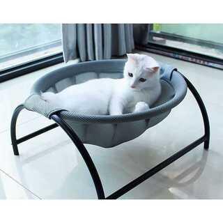 ペット用 ベッド ハンモック グレー【200】(猫)