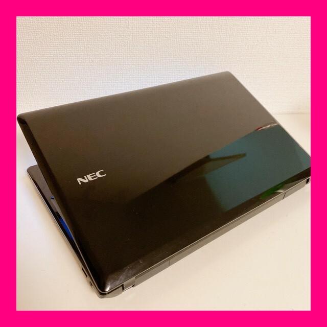 NEC(エヌイーシー)のLaVie Lavie versaProすぐに使える!ノートパソコン♪ スマホ/家電/カメラのPC/タブレット(ノートPC)の商品写真