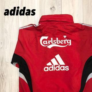 アディダス(adidas)の《美品》adidas ナイロンジャケット(ナイロンジャケット)