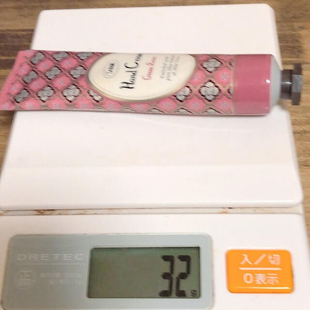 SABON(サボン)のSABON サボン ハンドクリーム グリーンローズ ジンジャーオレンジ 30ml コスメ/美容のボディケア(ハンドクリーム)の商品写真