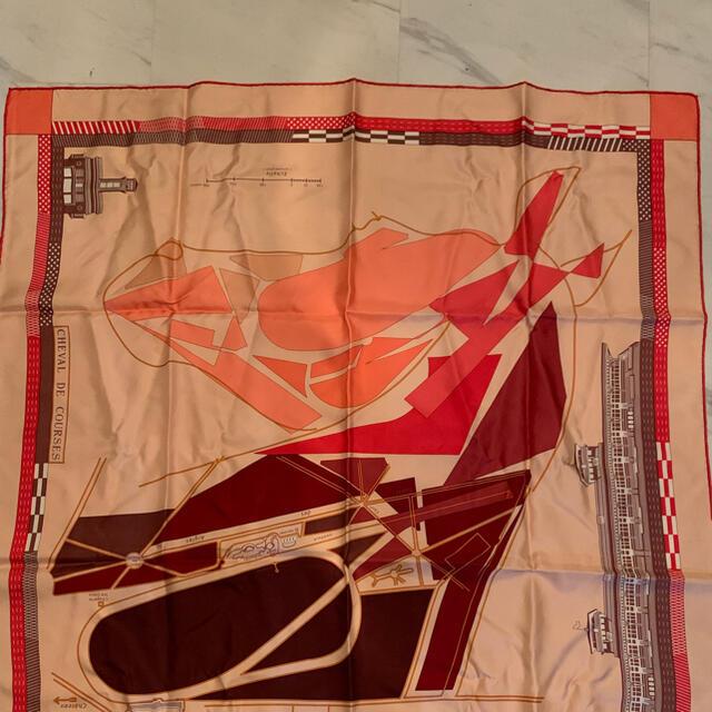 Hermes(エルメス)のエルメス大判スカーフ ハンドメイドのファッション小物(スカーフ)の商品写真