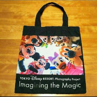 Disney - イマジニングザマジック スペシャルグッズ 実写 布 トート