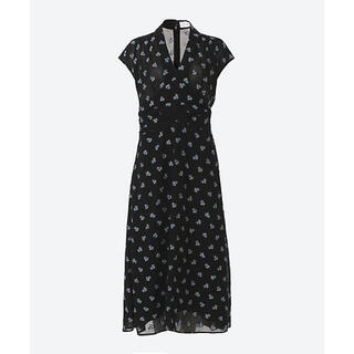 mame - 新品未使用 21SS mame French Sleeve Dress