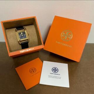 Tory Burch - トリーバーチ Tory Burch 腕時計 時計 黒 ブラック ゴールド