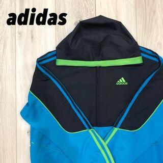 アディダス(adidas)の《大人気定番商品》adidas ジャージパーカー(ジャージ)