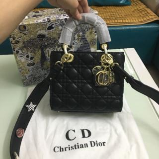 Christian Dior - Christian Dior レディーディオール ショルダーバッグ トートバッグ