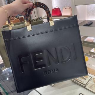 フェンディ(FENDI)のFENDI サンシャイン♡21春夏コレクション(ハンドバッグ)