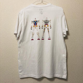 ユニクロ(UNIQLO)のユニクロ✕機動戦士ガンダム コラボ 限定 RX-78-2 UT Tシャツ(Tシャツ/カットソー(半袖/袖なし))