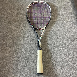 MIZUNO - ソフトテニス ラケット ミズノ xyst T-zero