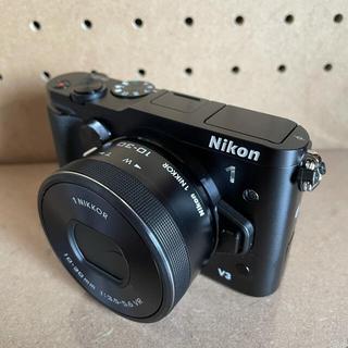 ニコン(Nikon)のNikon NIKON1  V3(ミラーレス一眼)