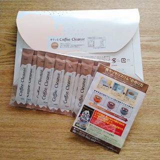 コーヒークレンズ&モリモリスリム(ダイエット食品)
