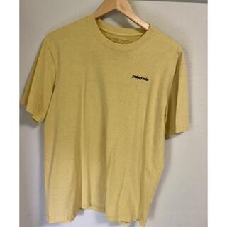 patagonia - patagonia  パタゴニア 半袖 Tシャツ mサイズ イエロー