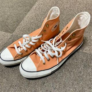 CONVERSE - コンバース オールスター ALLSTAR 28cm コーラル オレンジ
