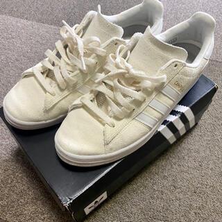アディダス(adidas)のadidas Originals キャンパス オフホワイト 白 28cm (スニーカー)
