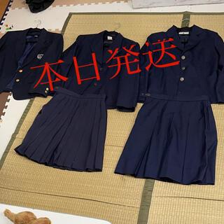 コスプレ 制服12点まとめ売り 本日発送(衣装一式)